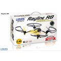 Rayline R8 Wifi RC Quadrocopter ( Drone ) met HD Camera